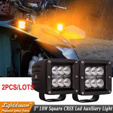 Pair 6LED Square Flood Spot Beam 18W 12V 24V Led Work Light Flood Lamps  Offroad Car Truck Boat Fog Driving Lights With Cover-in Car Light Assembly  ... Flood Beam Fog Lights Suv Utv Atv Auto Truck 4wd 5 Inch 72 Watts Led Light Bar Waterproof 10800 Lms Pot 6000k Color Temperature Driving 4inch 18w Cree Spot Offroad Pods 4wd Lamp Work Bulb For Pickup Jeep Toyota Hilux Revo Dual Cab White 66886 Superior Customer Vehicles Trucklite China 24inch 120w 12v Ute Honzdda 1pc Flush Mount Led Car 18w Ip67 Boat Atv Utv12v 24v Lightin Barwork From Inch 72w Roof Vehicle Searchlight Cool Details About Square Spotlight 1224v Camp Uk 7580 Buy Now Pair 6x4 45w 6led Led Lamps With Coverin Assembly 90w 4d Lens Osram Driving Lights 400w 52 Curved Tractor 4x4 Combo Strip Bracket