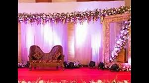 Flower Decoration For Wedding Reception In Bangalore Pictures White Flowers