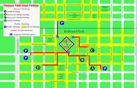 uab parking deck 4 regions field parking 101 how to navigate the birmingham barons