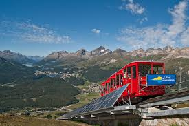 100 Muottas Muragl Swiss Rides Pinterest