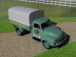 1955 Opel Blitz 1.75 Ton Canvas-Back Truck