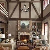 Country Living Room Source Best Rustic Furniture Lake House