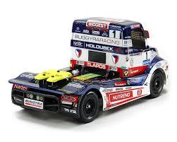 100 1 4 Scale Rc Semi Trucks Tamiya Buggyra Fat Fox WD OnRoad Truck Kit TAM5866