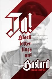 8 best GD 154 Classification Poster Blackletter images on