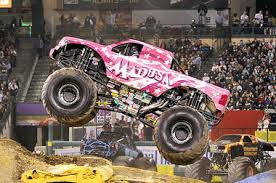 A Chat With Madusa Former Female Pro Wrestler Turned Monster Truck Driver