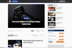12 best sneaker blogs man of many