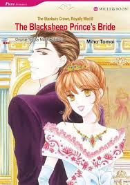 Books Similar To Caribbean Desire Harlequin Romance Manga By Takane Yonetani THE BLACK SHEEP PRINCES BRIDE Mangainfo Outline
