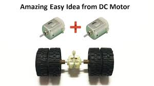 100 Truck Axles RC Homemade How To Make RC Heavy Axle From DC Motor At Home