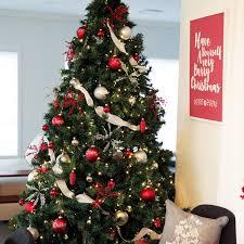 Amazoncom DAK PreLit White Cedar Pine Artificial Christmas Tree