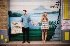 david mikayla a colorful romantic ethereal engagement
