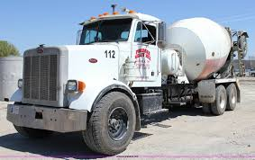 1990 Peterbilt 357 Mixer Truck | Item J2255 | SOLD! April 30... Used Maxon Maxcrete For Sale 11001 Jfa1 Used Concrete Mixer Trucks For Sale Buy Peterbilt Ready Mix Iveco Trakker 410t44 Mixer Truck Sale By Complete Small Mixers Supply Delighted Pictures Of Cement Inc C 9836 Hino 700 Concrete Truck With 10 Cbm Purchasing Souring Daf New Cf 8x4 Provides Solid Credentials At Uk 2004 Intertional 5500i Concrete Mixer Truck In Al 3352 Craigslist Akron Ohio Youtube Trucks For Volumetric Dan Paige Sales