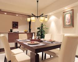 Dining Room Lights Caged Drum Shade Pendant Light Fixtures Several Glasses In Table Black Wooden Folding