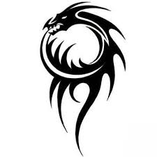 Image Result For Simple Dragon Tattoo Searchtumblr Girl