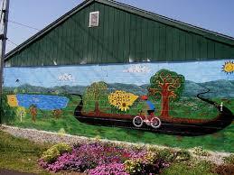 The Runaway Pumpkin 5k by Murals Wow Trail