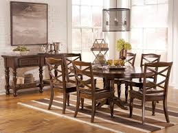 Dining Room Country Formal Grey Aluminum Floor Lamp Awesome Brown Leather Pattern Chair Kitchen
