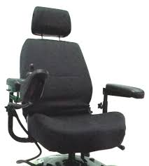 Power Chair Or Scooter Captain Seat Cover, 18