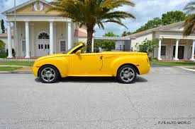 100 Ssr Truck For Sale 2003 Chevrolet SSR PJs Autoworld