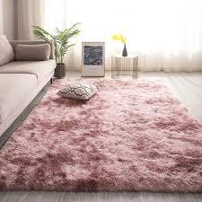 nordic ins wohnzimmer teppich schlafzimmer nacht plüsch teppich kaffee tisch teppich luxus pelzigen baby nursery dekor boden teppich