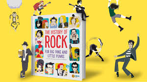 The First Ever Complete And Illustrated History Of Rock Music Made Into A Childrens Book