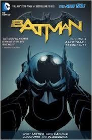 Batman Volume 4 Zero Year Secret City By Scott Snyder