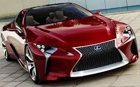 Lexus Sports Car 2014