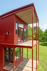 100 Holl House Steven S Geometrically Fabulous Catskills Y