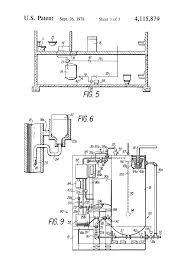Under Sink Recirculating Pump by Patent Us4115879 Water Recirculation System Google Patents
