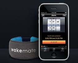 Wakemate iPhone App Updated With Bluetooth Sleep Monitoring