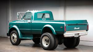 100 70s Chevy Trucks The UltraShort Wheelbase Truck Chevrolet Never Built A