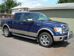 2010 FORD FI50 SUPER CREW LARIAT