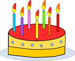 Clipart cake