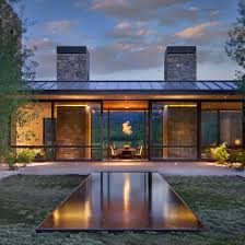 100 Residential Architecture Magazine Stone Fireplaces Anchor Wyoming Retreat By Carney Logan Burke