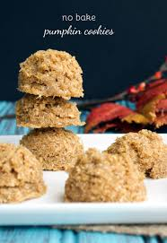 Paleo Pumpkin Custard Microwave by No Bake Pumpkin Cookies Plaid U0026 Paleo