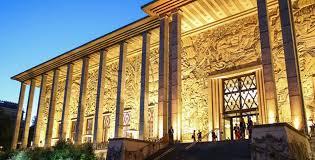 musee de la porte doree palazzo la terrasse estivale au palais de la porte dorée