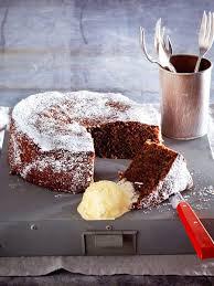 schoko nusskuchen rezept lecker runde kuchen nusskuchen
