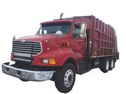 100 Garbage Truck For Sale 2004 Sterling L8513 106375 Miles Des