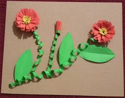 Mothers Day Crafts For Kids How To Make An Original Greeting Cards At