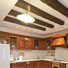 100 Beams In Ceiling Faux Wood Outwater