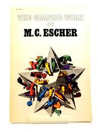 1000 Photo Of Book THE GRAPHIC WORK OF MC ESCHER