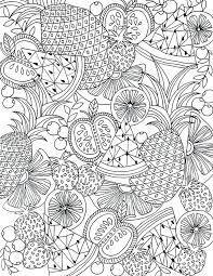Coloring Pages Adult Get This Summer For Adults Printable Mandala