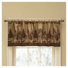 Country Valances For Living Room by Shop Valances At Lowes Com