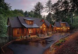 Images Cabin House Plans by Splendid Mountain Home Plan 24111bg Architectural Designs