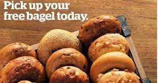 Panera Pumpkin Bagel by Panera Rewards Members Possible Free Bagel Every Day In September