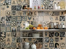 fliesen in keramiktapete für küche keramiktapeten novoceram
