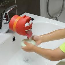 wasserhahn extender helfen kinder waschen in bad wasserhahn zubehör bad accessoires ys02 kostenloser versand
