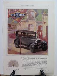 VINTAGE 1927 CHEVY Chevrolet Ad Country Life Magazine Fred Mizen ... 1927 Chevrolet Roadster Pickup In Coffs Harbour Nsw Sold Capital Aa Auctions Lot 8 Shannons Full Image View Parade Of The Chevy Fire Truck County Projects Capitol Lm The Hamb Project Thorpe Sons Rat Rod Youtube Flat Bed Stock Photos Images Alamy Classic Car For Sale Array Street Rutherford Modified Hot Network Buckshot Dodge Magazine Build