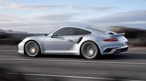 2017 Porsche 911 Turbo review and road test with price horsepower