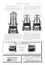 The Masonic Illustrated, Dec. 1, 1901: Page 20   Masonic Periodicals Lavilla Black Masonic Temple Jaxpsychogeo Inside The Which Is On Market For 6 Million Ridgewood Lodge 146 Home Facebook Scottish Masonic Fniture Stephen Jackson Charity Foundation Of Oklahoma Irving 1218 May 2016 A Very Brief Guide To Radcliffe Hall Livery Companies And Freemasonry Chairs Living Room Bilibo Chair Wedding Tables And History Central Coast 237 San Bernardino 178