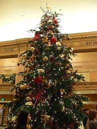 Singing Christmas Tree Tacoma by Christmas Tea At Seattle U0027s Fairmont Olympic Hotel The Flying Salmon