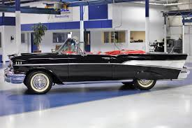 1957 Chevy Bel Air Convertible – TEXAS TRUCKS & CLASSICS